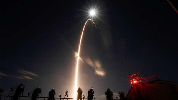 Lanzamiento Solar Orbiter