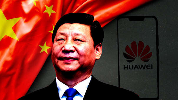 China da un paso al frente para defender a Huawei.