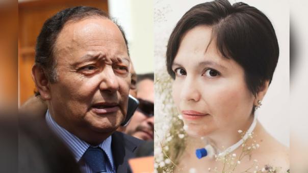 Walter Gutiérrez y Ana Estrada