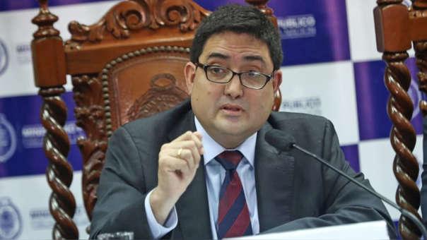 El defensor del Estado dijo que Odebrecht ha firmado un acuerdo de culpabilidad suscrito con el Estado peruano.