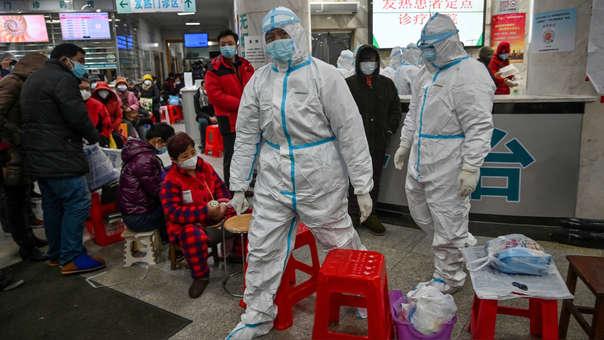 Nuevo coronavirus de China