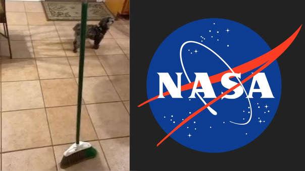NASA escoba