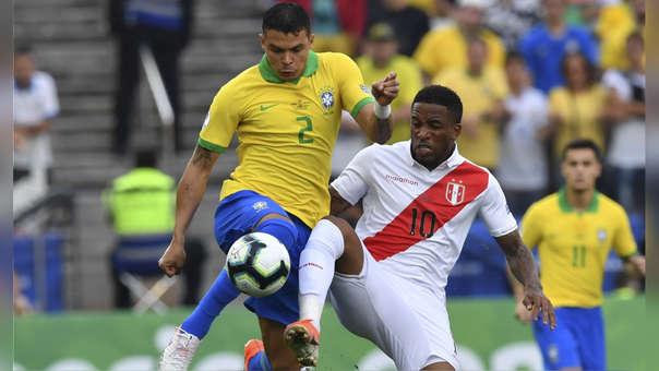Perú y Brasil se enfrentaron en la final de la Copa América 2019.