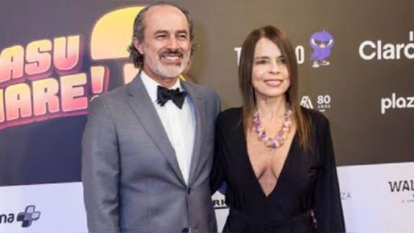 Carlos Alcántara celebra aniversario.
