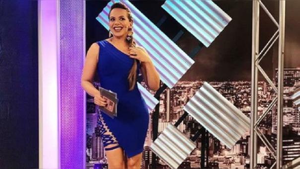 """Mónica Cabrejos dejará la conducción de """"Válgame"""""""