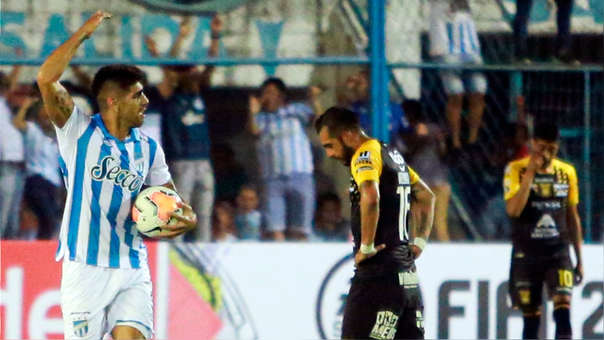 Atlético Tucumán vs. The Strongest