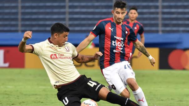Universitario vs. Cerro Porteño