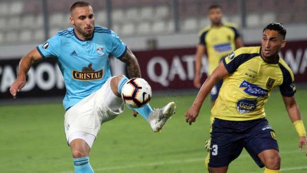 Sporting Cristal cayó 4-0 ante Barcelona SC en partido de ida de Copa Libertadores.