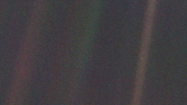 Pale Blue Dot original