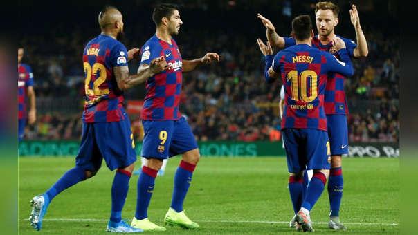 Barcelona enfrentará a Napoli en octavos de final de la Champions League.