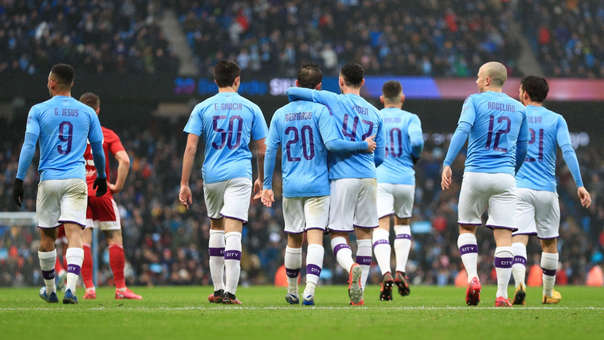 Crack del Manchester City quiere volver a Argentina: