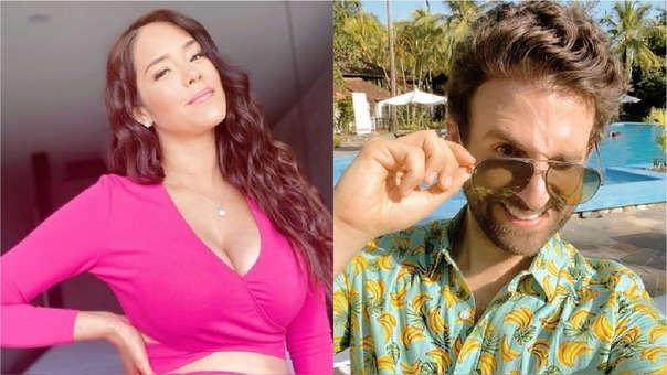 Karen Schwarz y Rodrigo González