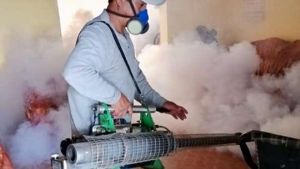 Dengue se incrementa en el sector la Otra Banda de Zaña