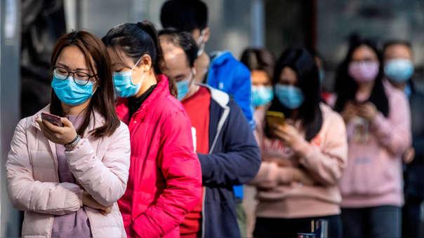 CHINA EPIDEMIC CORONAVIRUS COVID 19
