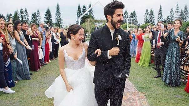 Camilo y Evaluna Montaner