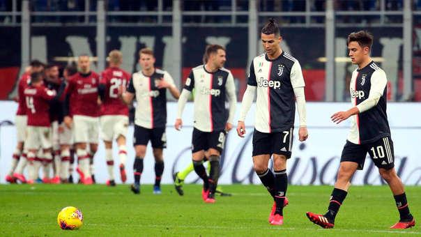 Milan vs. Juventus