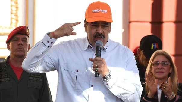 VENEZUELA-US-CRISIS-AVIATION-SANCTIONS-DIPLOMACY-POLITICS