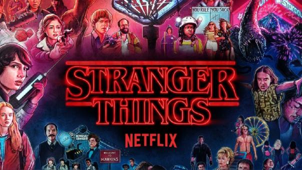 """""""Stranger Things 4"""" estreno primer tráiler."""