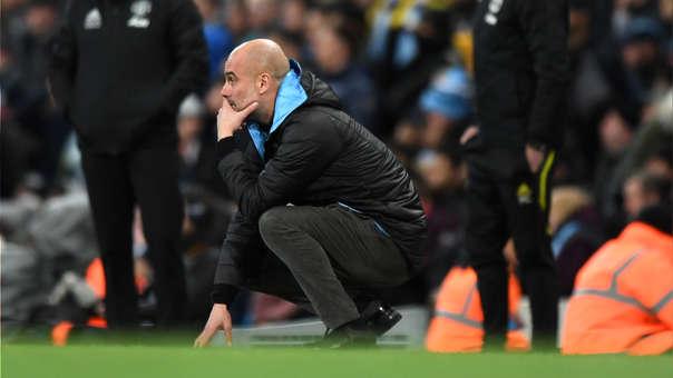 Pep Guardiola sobre castigo al Manchester City: