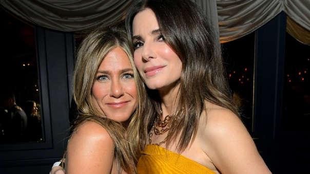 Las actrices llevan más de 20 años de amistad.