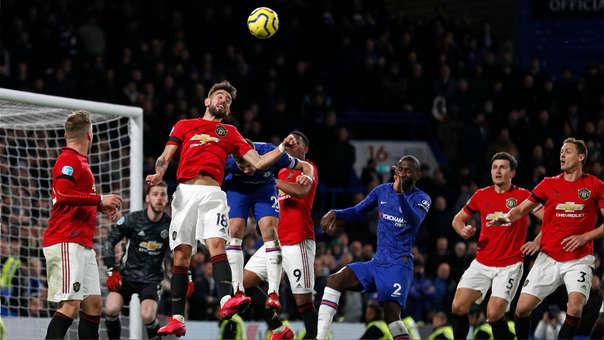 Pese al traspié, Chelsea se mantiene en el cuarto lugar de la Premier League