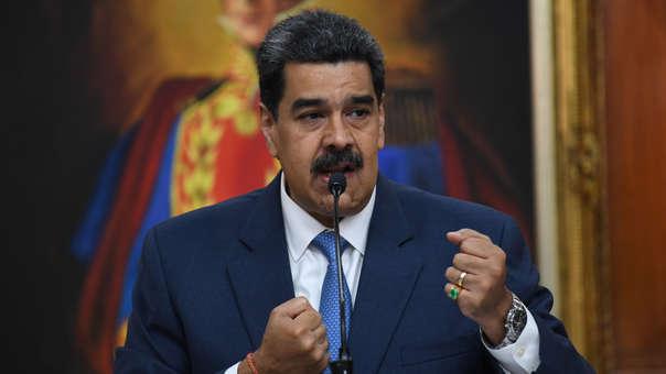 VENEZUELA-NICOLÁS MADURO