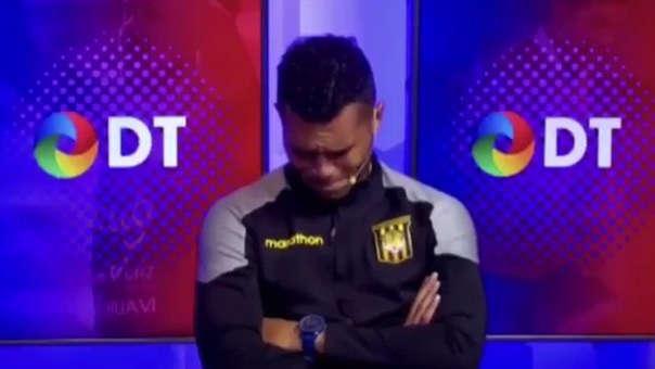 Falló penal decisivo en la Libertadores y ahora vive un infierno: las lágrimas de Blackburn en televisión