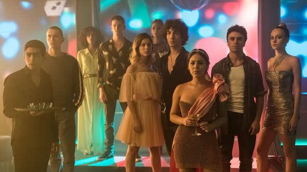 """""""Élite"""": Netflix confirma la fecha de estreno de la tercera temporada"""
