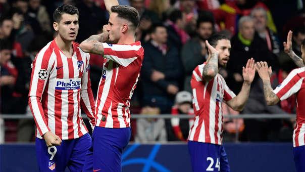 Atlético de  Madrid vs. Liverpool por los octavos de final de la Champions League