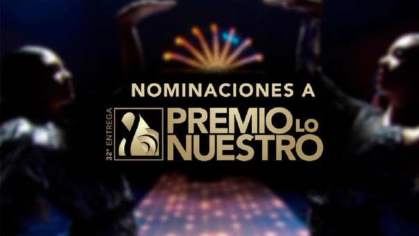 Premios Lo Nuestro 2020 Hora Y Canal Para Ver La Gala De Lo Mejor De Musica Latina Rpp Noticias