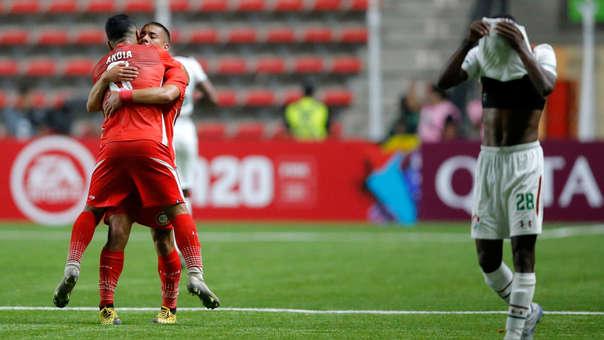 Unión La Calera empató 0-0 ante Fluminense y avanzó a la segunda fase de la Libertadores