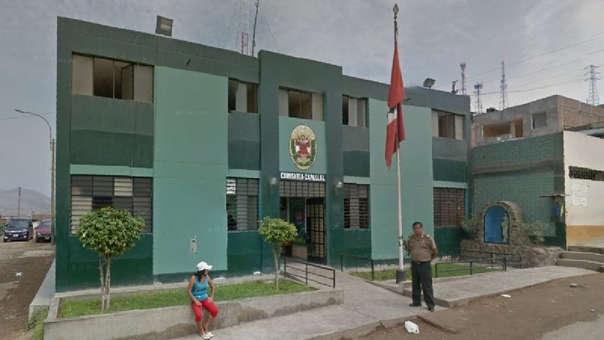 Comisaría de Zapallal