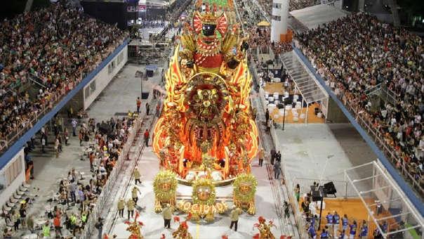 Brasil albergará el carnaval de Río más tecnológico en toda su historia.