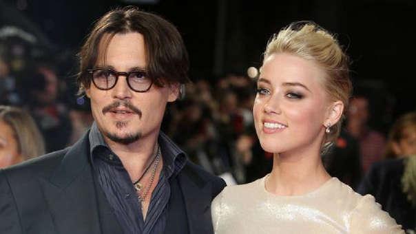 Johnny Depp presenta nueva acusación contra Amber Heard