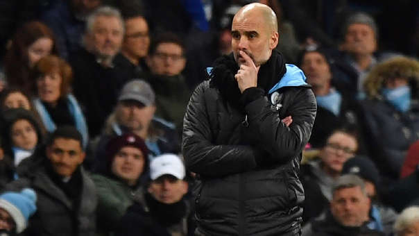 Manchester City venció 2-0 a West Ham por la Premier League.