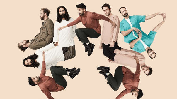 """Young The Giant"""