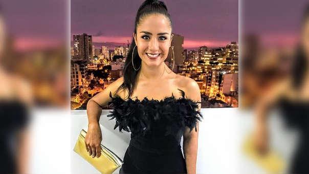 La actriz habló tras las declaraciones de su compañera Jely Reátegui.