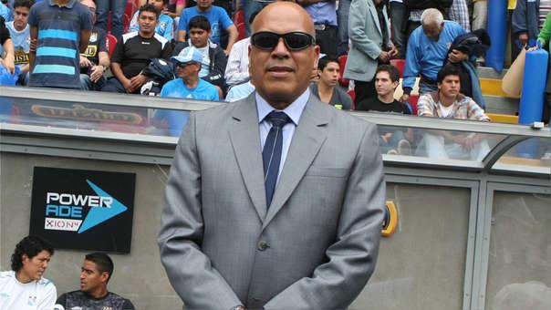 Roberto Mosquera fue campeón nacional en 2012 con Sporting Cristal.