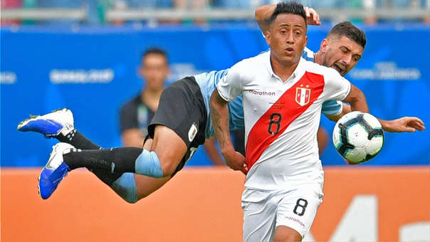 Christian Cueva fue al Mundial Rusia 2018 con la Selección Peruana.