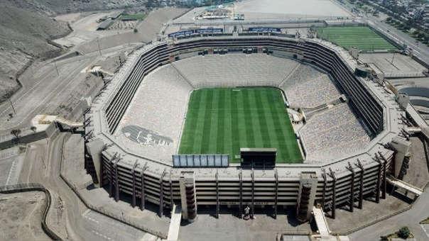 Estadio Monumental de Universitario de Deportes