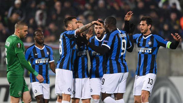 Inter de Milan vs. Ludogorets