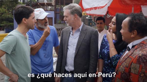 Netflix, anunció sus próximas dos producciones originales en el Perú.