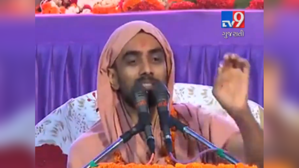 Swami Krushnaswarup Dasji