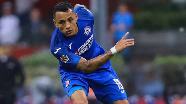 Yoshimar Yotún llegó a Cruz Azul tras su paso por Orlando City de la Liga MX.