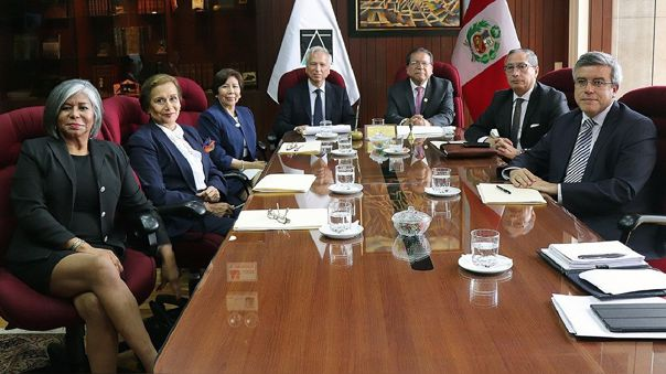 JNJ inicia proceso disciplinario contra fiscales supremos Tomás Gálvez y Pedro Chávarry