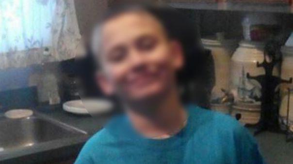 James Alex Hurley de 12 años fue encontrado en la casa donde vivían su abuelo y sus tíos.