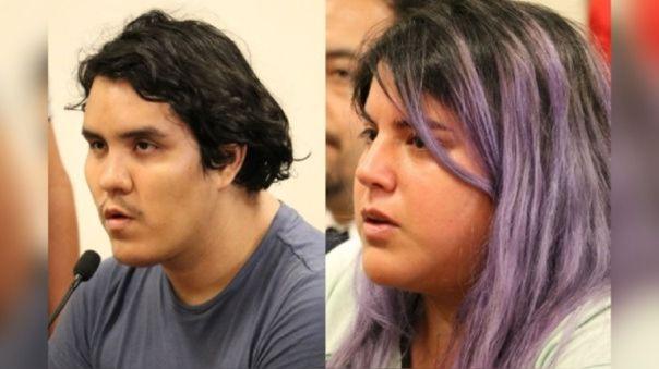 La prisión preliminar contra Kevin Villanueva y Andrea Aguirre se vence este viernes.