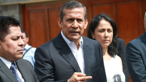 Ollanta Humala no fue incluido en las investigaciones del 'Club de la construcción'.
