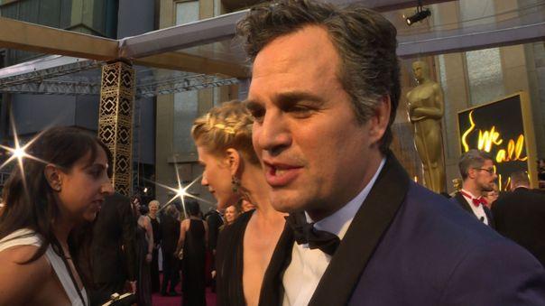 El actor que encarna a 'Hulk' criticó también la cantidad de C02 que genera la gente con dinero.