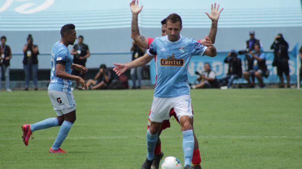 Sporting Cristal vs. Sport Huancayo por la fecha 4 de la Liga 1 Movistar